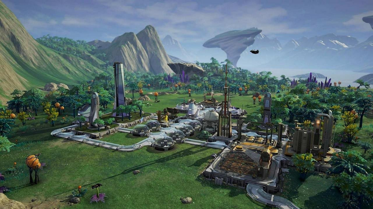 Aven Colony (2017/RUS/ENG/RePack) PC