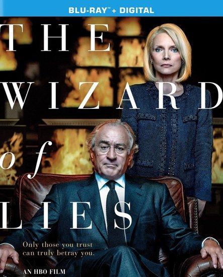 Лжец, Великий и Ужасный / The Wizard of Lies (2017) HDRip | BDRip 720p | BDRip 1080p