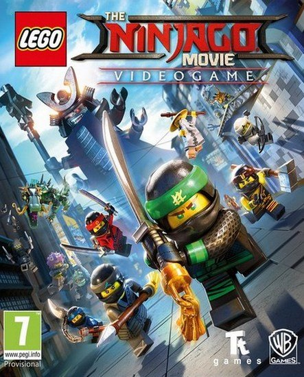 The LEGO NINJAGO Movie Video Game (2017/RUS/ENG/RePack) PC