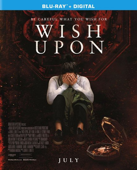 Шкатулка / Wish Upon [UNRATED] (2017) HDRip