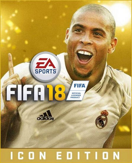 FIFA 18: ICON Edition (2017/RUS/ENG/RePack) PC