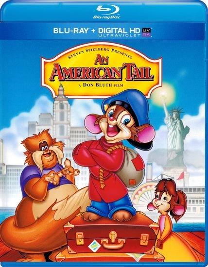 Американская история / An American Tail (1986) BDRip