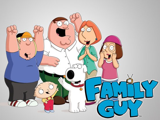 Гриффины / Family Guy (16 сезон/2017) HDTVRip