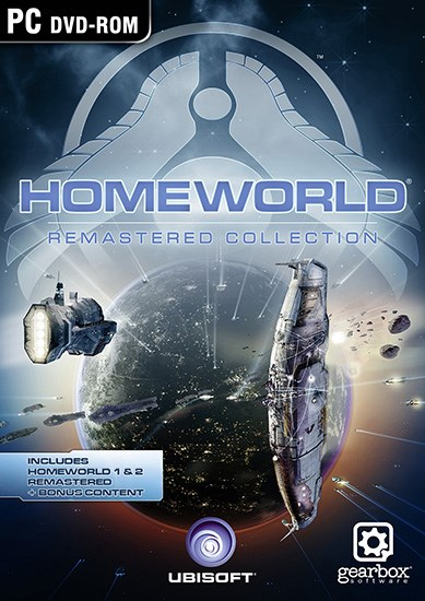 Homeworld Remastered Collection [GOG] (2015/RUS/ENG/MULTI/RePack) PC