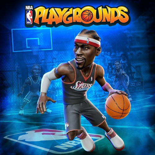 NBA Playgrounds (2017/RUS/ENG/MULTi/RePack) PC