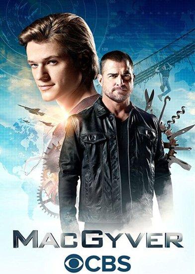 МакГайвер / MacGyver (2 сезон/2017) WEBRip
