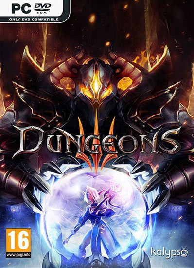 Dungeons 3 [GoG] (2017/RUS/ENG/RePack) PC