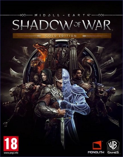 Middle-earth: Shadow of War - Gold Edition (2017/RUS/ENG/RePack) PC