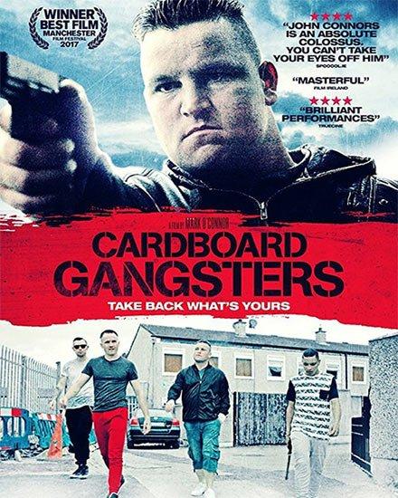 Картонные гангстеры / Cardboard Gangsters (2016) WEB-DLRip
