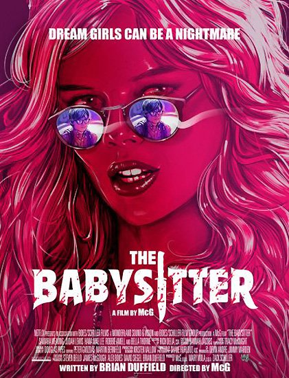 Няня / The Babysitter (2017) WEB-DLRip | WEB-DL 720p