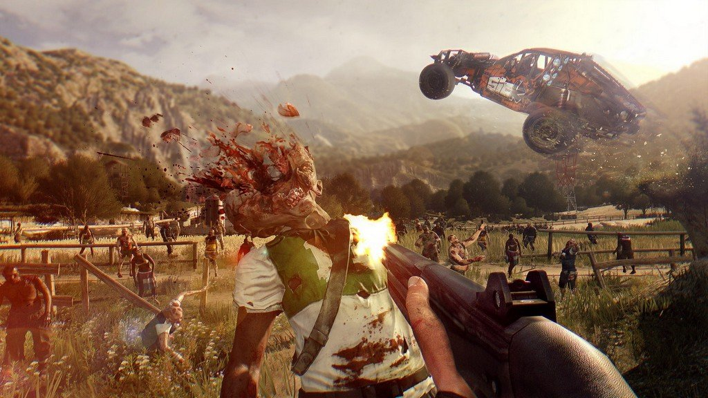 Dying Light Demo  Pc