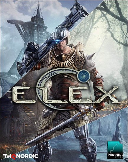 ELEX (2017/RUS/ENG/Multi/License GOG/RePack) PC