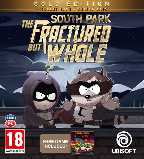 South Park: The Fractured But Whole - Gold Edition (2017/RUS/ENG/RePack) PC