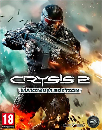 Crysis 2: Maximum Edition (2011/RUS/RePack) PC