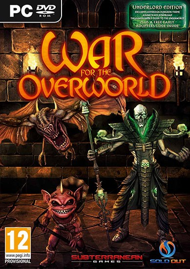 War for the Overworld: Anniversary Collection (2015/RUS/ENG/MULTi7/RePack) PC