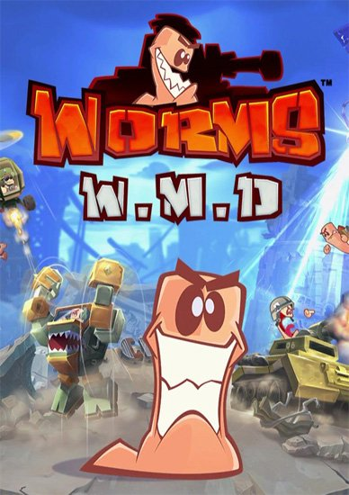 Worms W.M.D [Build 1590] (2016/RUS/ENG/RePack) PC