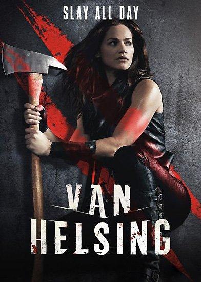 Ван Хельсинг / Van Helsing  (2 сезон/2017) HDTVRip