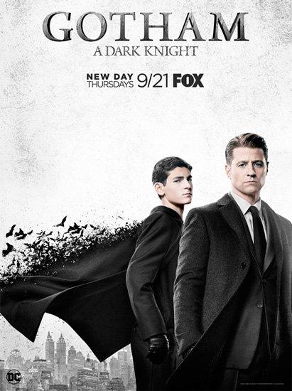 Готэм / Gotham (4 сезон/2017) HDTVRip