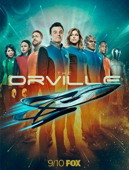 Орвилл / The Orville (1 сезон/2017) HDTVRip