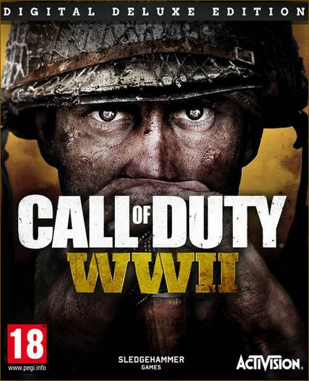 Call of Duty: World War 2 / Call of Duty: WWII (2017/RUS/ENG/RePack) PC