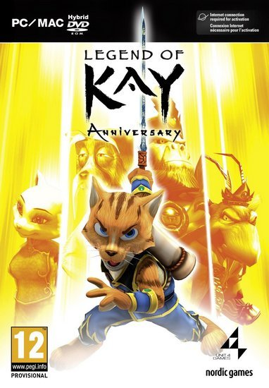 Legend of Kay: Anniversary (2015-2017/RUS/ENG/RePack) PC