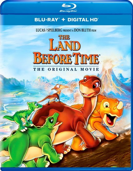 Земля до начала времен / The Land Before Time (1988) BDRip
