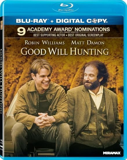 Умница Уилл Хантинг / Good Will Hunting (1997) BDRip