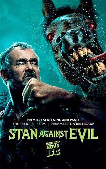 Стэн против сил зла / Stan Against Evil (2 сезон/2017) WEBRip