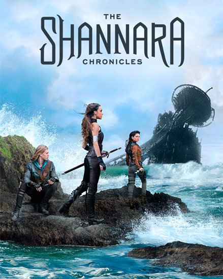 Хроники Шаннары / The Shannara Chronicles (2 сезон/2017) HDTVRip