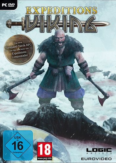 Expeditions Viking [GoG] (2017/RUS/ENG/MULTi5/RePack) PC