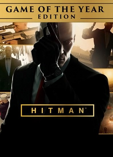Hitman: The Complete First Season - GOTY Edition (2017/RUS/ENG/MULTi8/RePack) PC