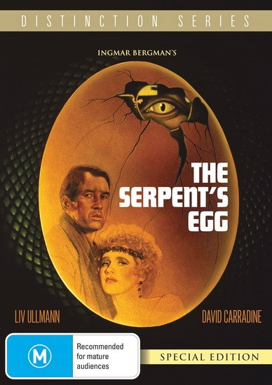 Змеиное яйцо / The Serpent's Egg / Das Schlangenei (1977) DVDRip