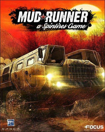 Spintires: MudRunner (2017/RUS/ENG/MULTi/RePack) PC