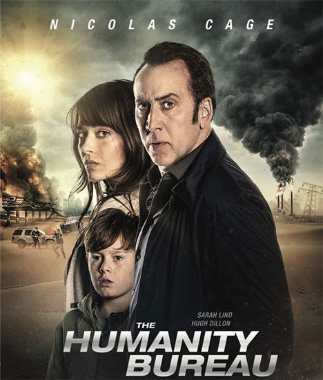 Бюро человечества / The Humanity Bureau (2017) WEB-DLRip