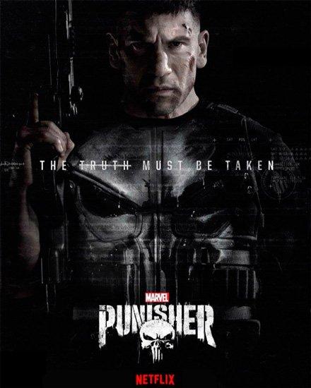 Каратель / The Punisher (1 сезон/2017) WEB-DLRip