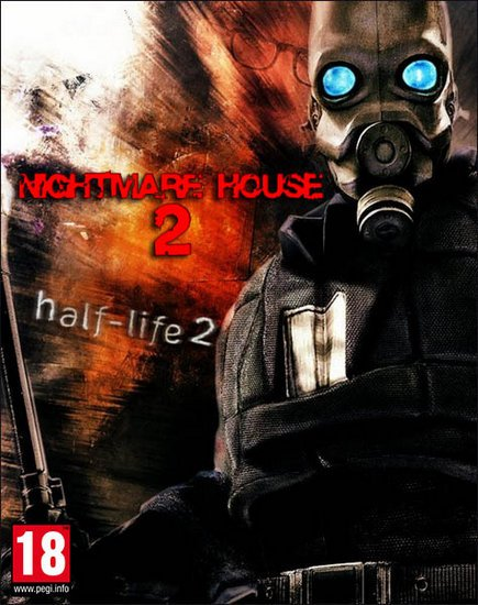 Half-Life 2: Nightmare House 2 (2010/RUS/Mod/RePack by xatab) PC