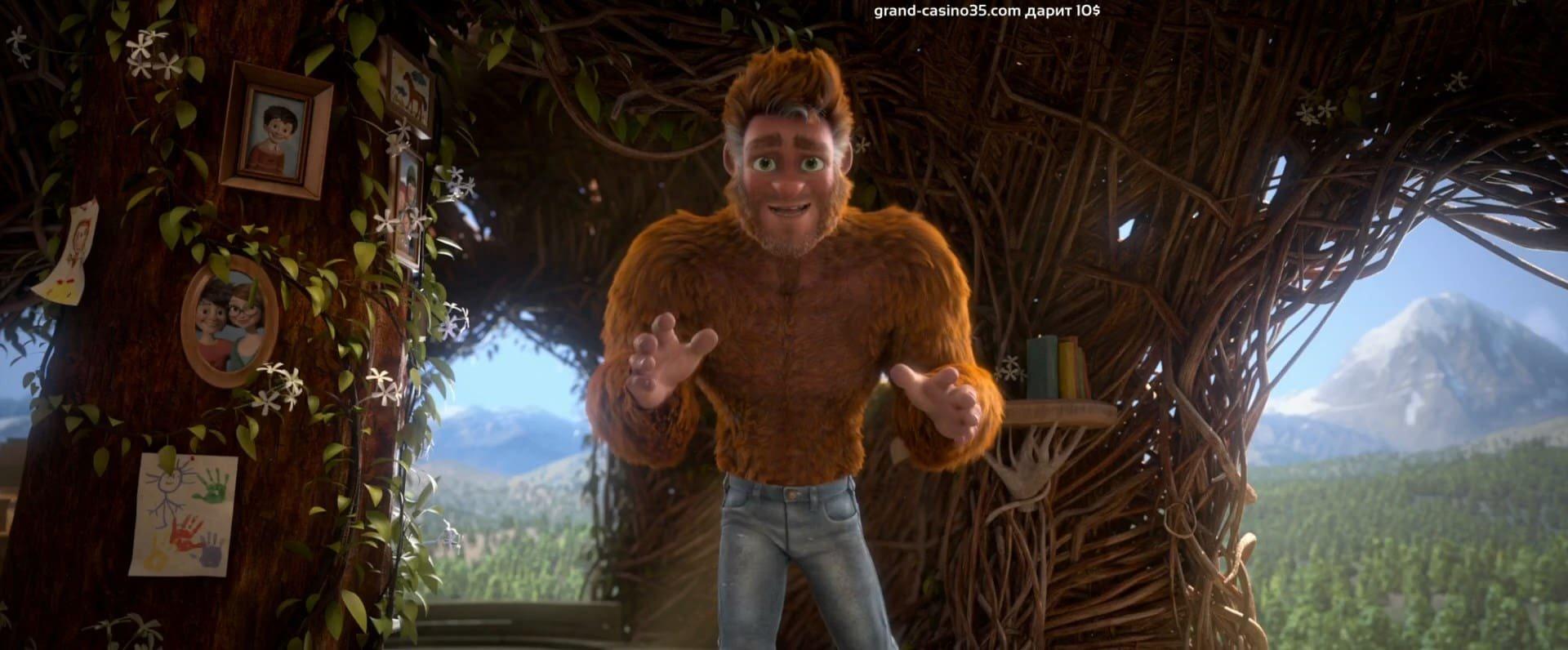 Стань легендой! Бигфут Младший / The Son of Bigfoot (2017) WEB-DLRip | WEB-DL 720p | WEB-DL 1080p