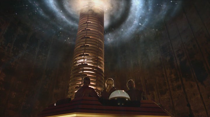 Звездные врата: Континуум / Stargate: Continuum (2008) BDRip