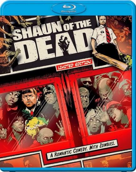 Зомби по имени Шон / Shaun of the Dead (2004) BDRip