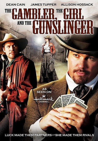 Игрок, девушка и стрелок / The Gambler, the Girl and the Gunslinger (2009) DVDRip