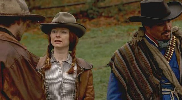 Игрок, девушка и стрелок / The Gambler, the Girl and the Gunslinger (2009) DVDRip