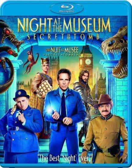 Ночь в музее: Секрет гробницы / Night at the Museum: Secret of the Tomb (2014) BDRip
