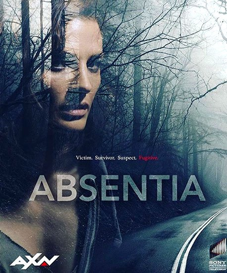 Амнезия / Absentia (1 сезон/2017) HDTVRip