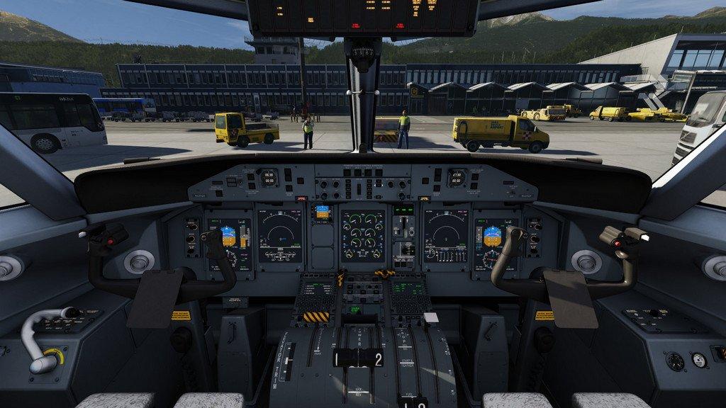 Aerofly FS 2 Flight Simulator (2017/ENG/Multi/License) PC