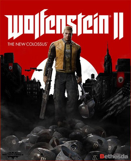 Wolfenstein II: The New Colossus (2017/RUS/ENG/RePack) PC