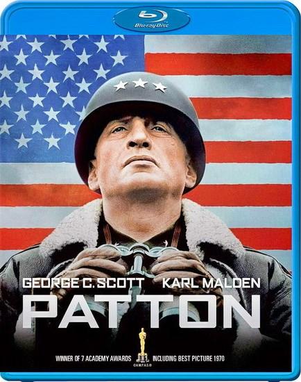 Паттон / Patton (1970) BDRip