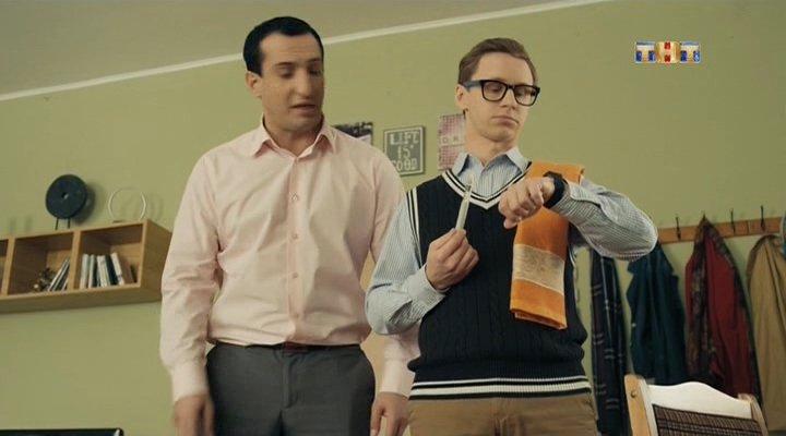 Универ. Новая общага (13 сезон/2017) HDTVRip