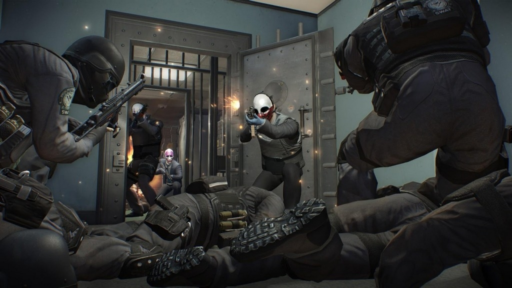 PayDay 2: Game of the Year Edition (2014-2017/RUS/ENG/RePack) PC