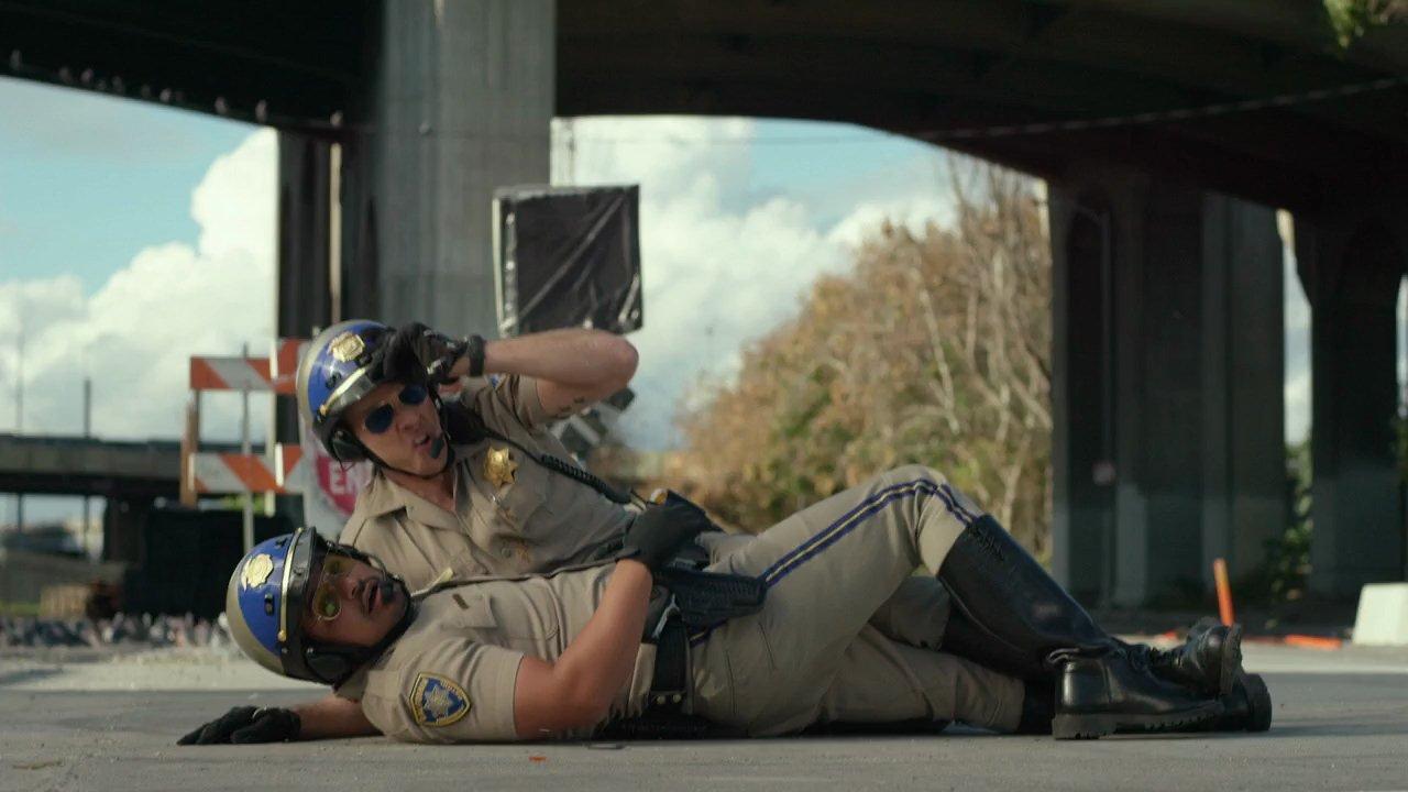 Калифорнийский дорожный патруль / CHIPS (2017) HDRip | BDRip 720p | BDRip 1080p