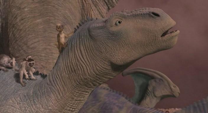 Динозавр / Dinosaur (2000) BDRip